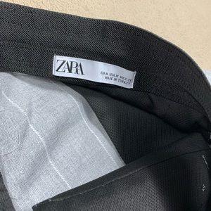 Zara Pants - Lined Trouser/ Sweats 90's Look - Size 32 or M